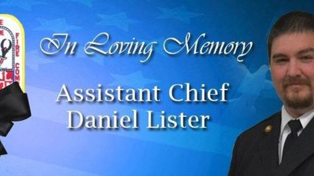 Funeral arrangements set for fireman who died while on duty