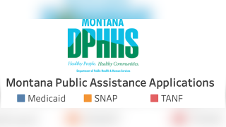 DPHHS reports increase in Montanas filing for assistance