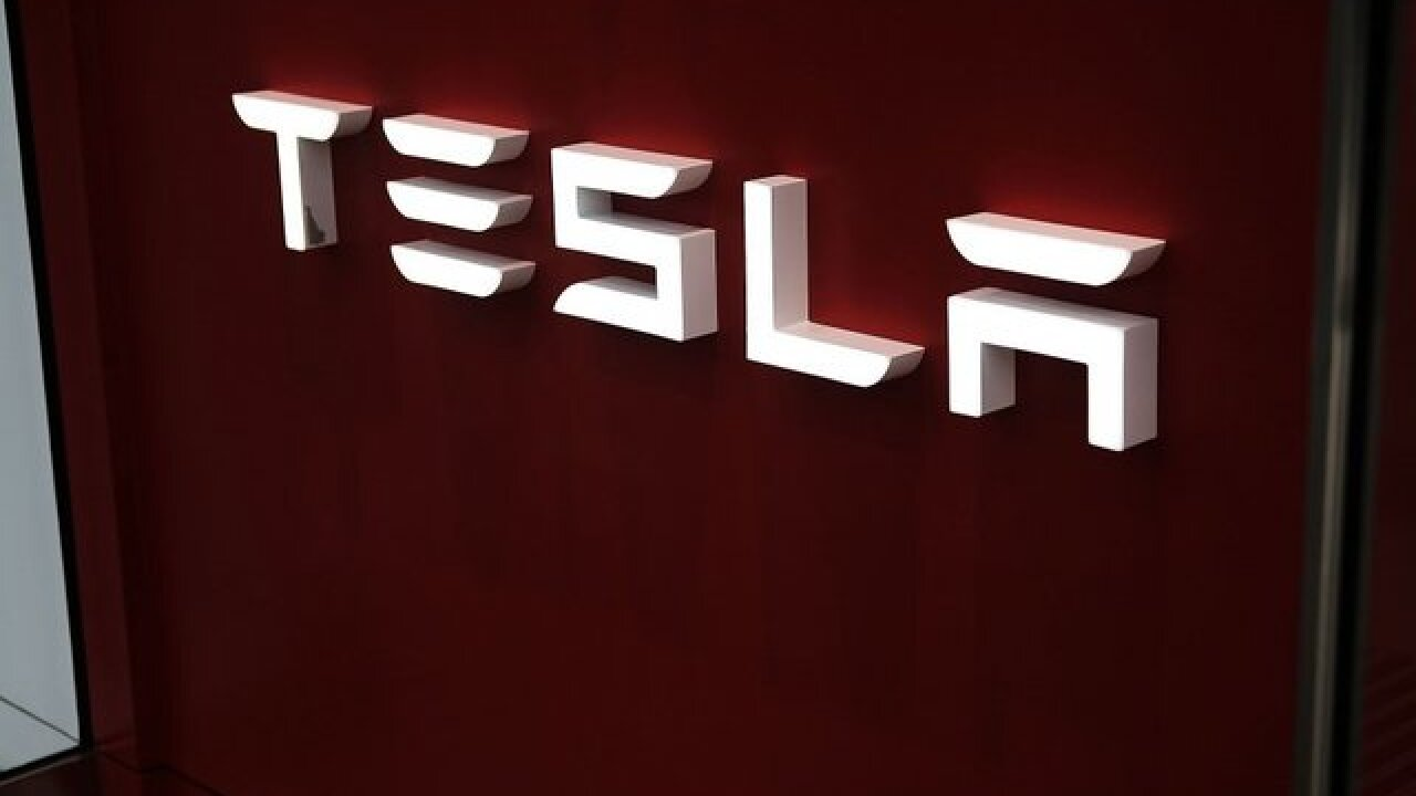 Tesla releases Buffalo employment numbers