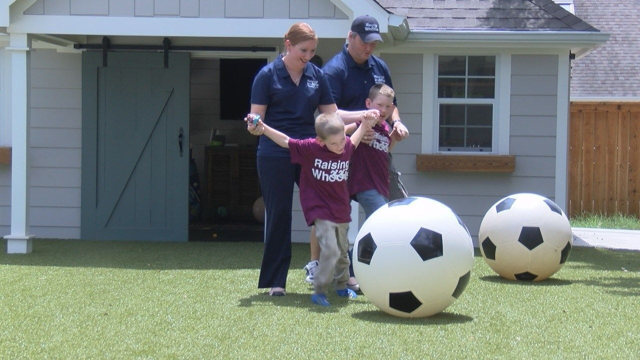 Family starts foundation to promote wheelchair accessibility