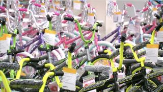 200 donated bikes Avondale
