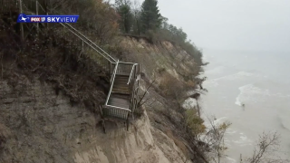 MSP: State of emergency for erosion not needed yet