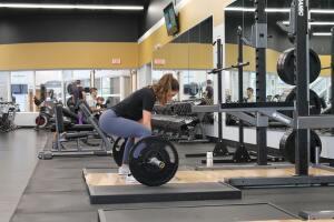 File image of gym.