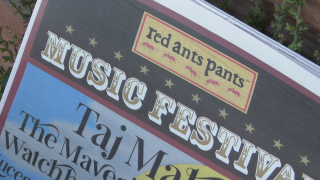 Red Ants Pants Music Festival