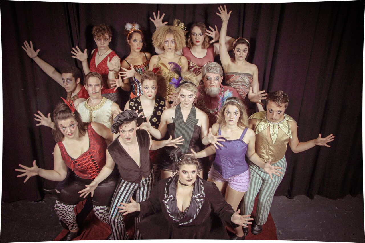 Pippin Opens August 29th at Riverwalk Theatre