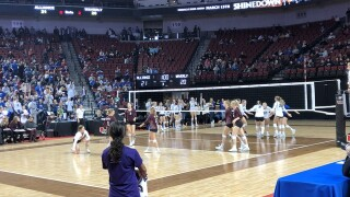 Nebraska High School State Volleyball tournament semifinals: Live updates
