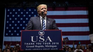 Trump to rally in Grand Rapids on March28