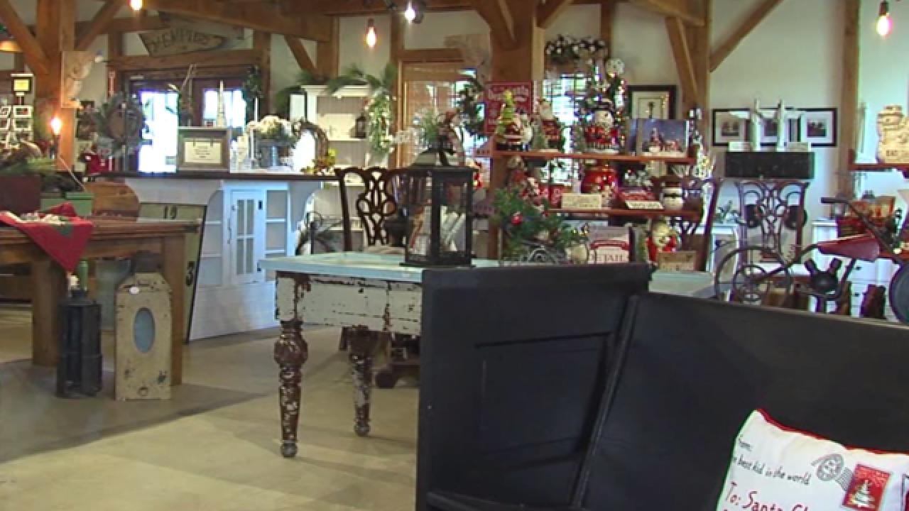 Couple produces one-of-a-kind home décor