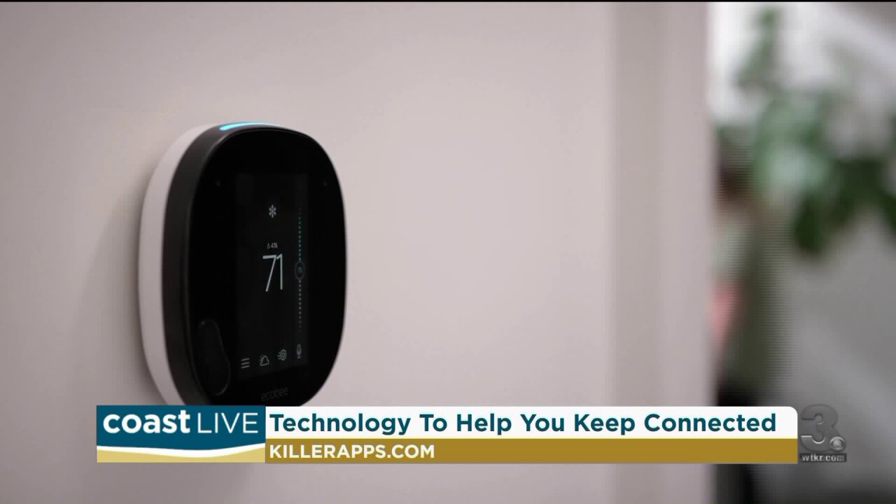 Technology that will help keep you connected this summer on Coast Live