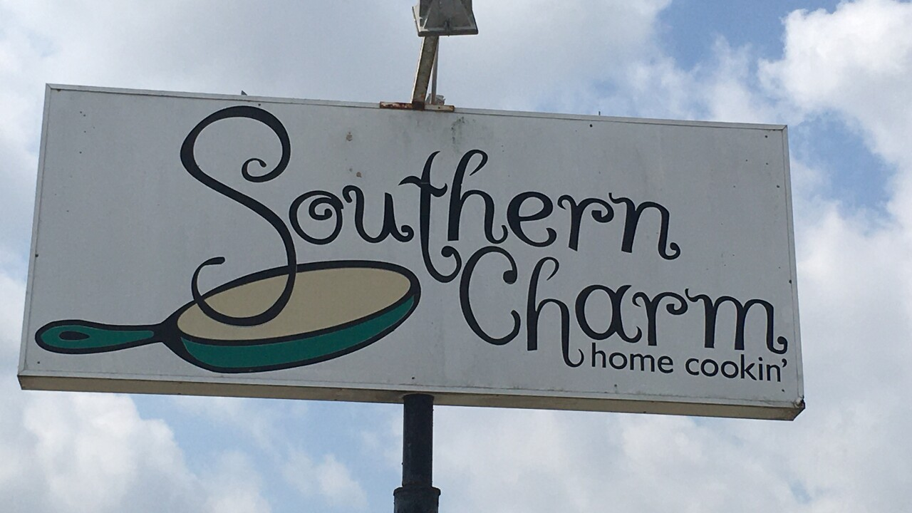 If you're hungry you've got to try Southern Charm