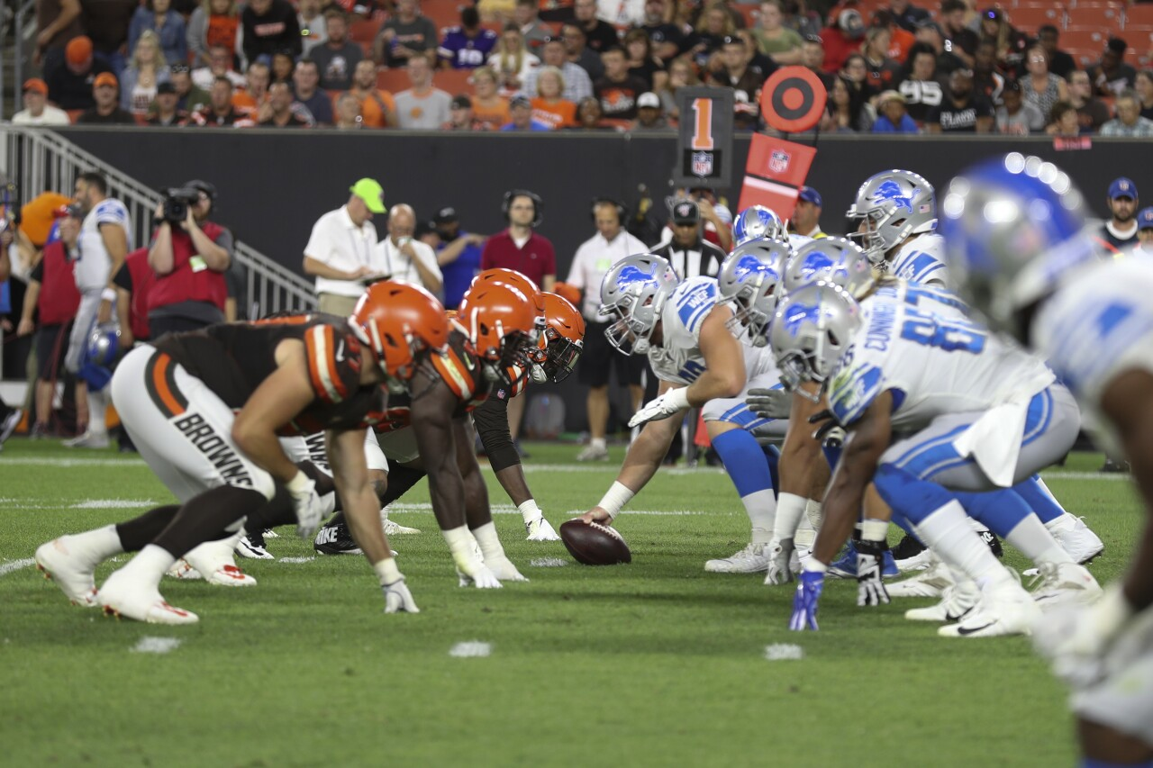 Browns Lions