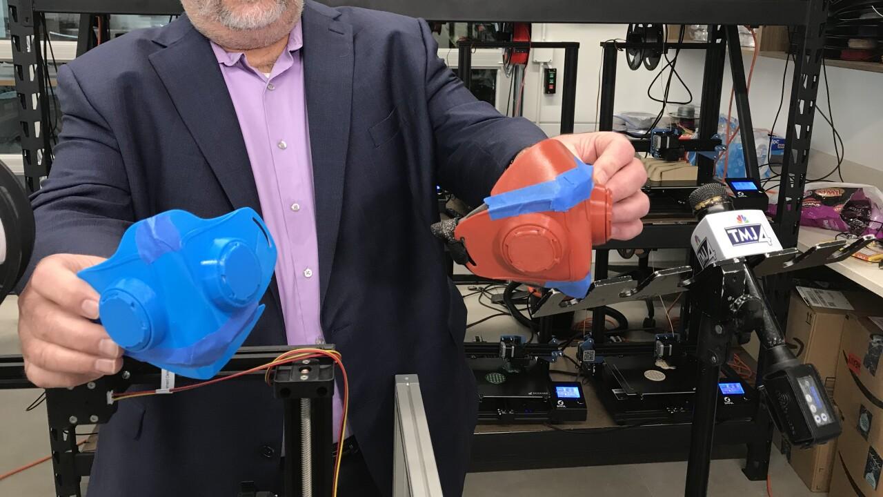 3D Printed Masks