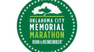 2021 OKC Marathon Logo