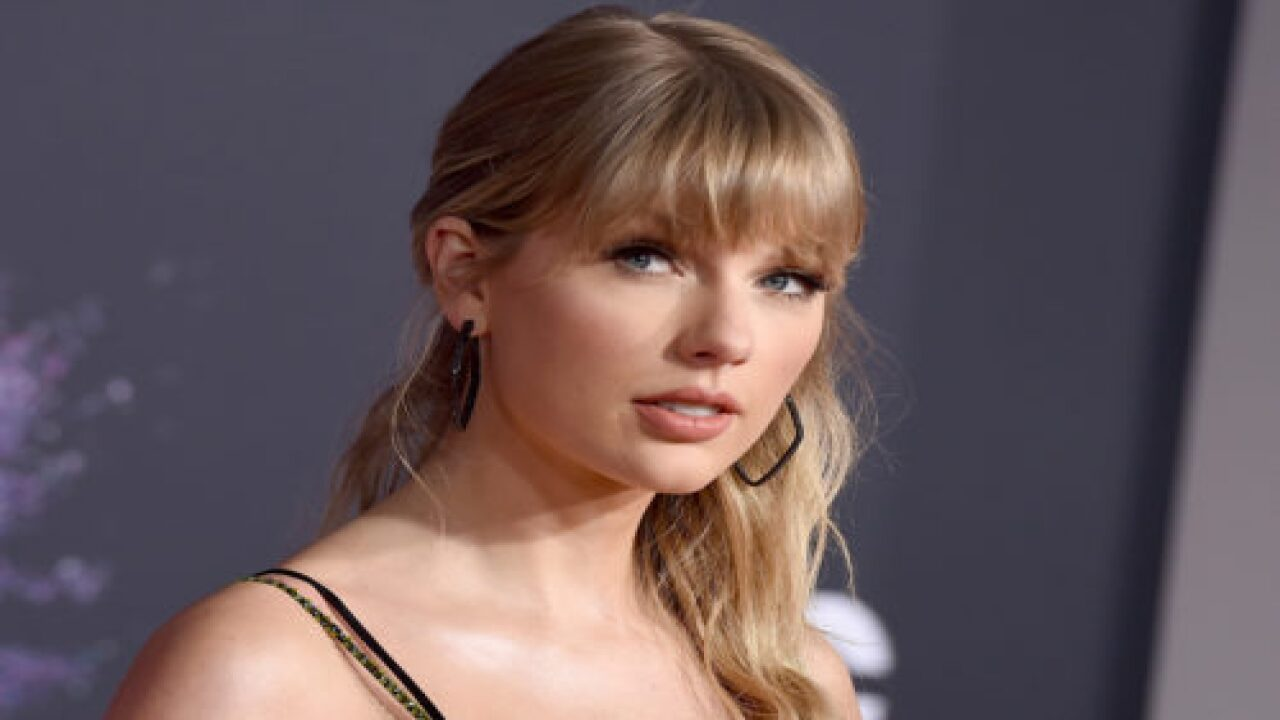 Taylor Swift's Merchandise Line Now Includes Jewelry