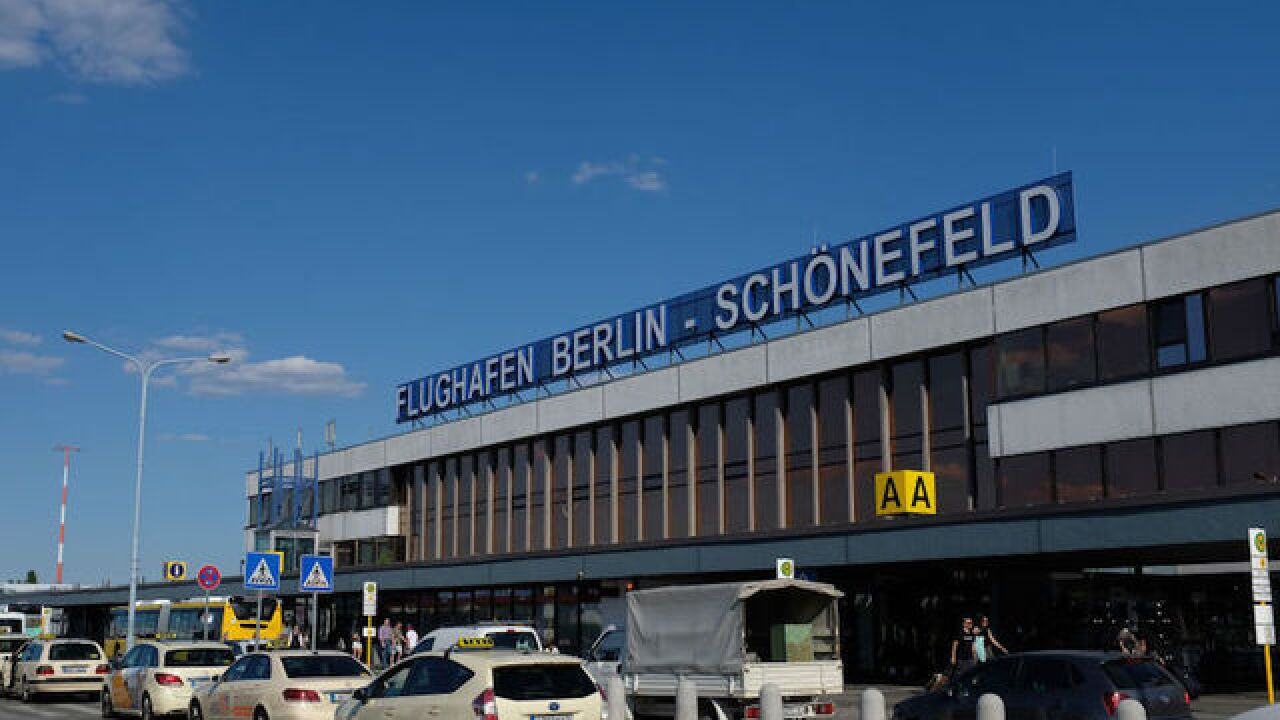Sex toys cause closure of German airport terminal