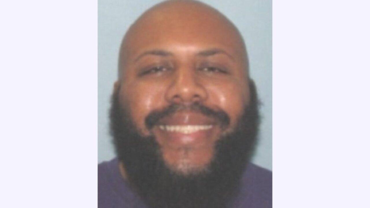 Facebook murder suspect found dead of self-inflicted gunshot wound inPennsylvania