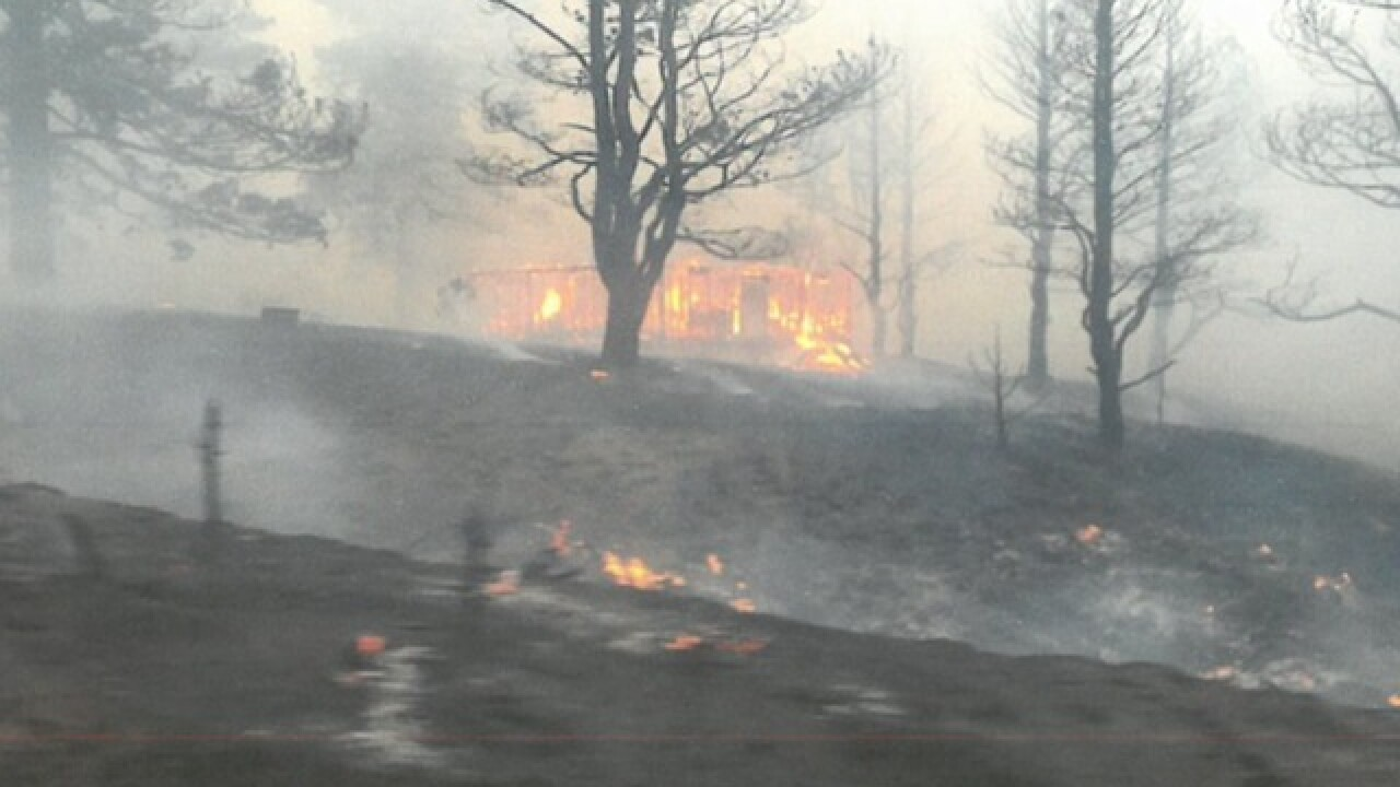 Affidavit reveals details on Spring Fire start