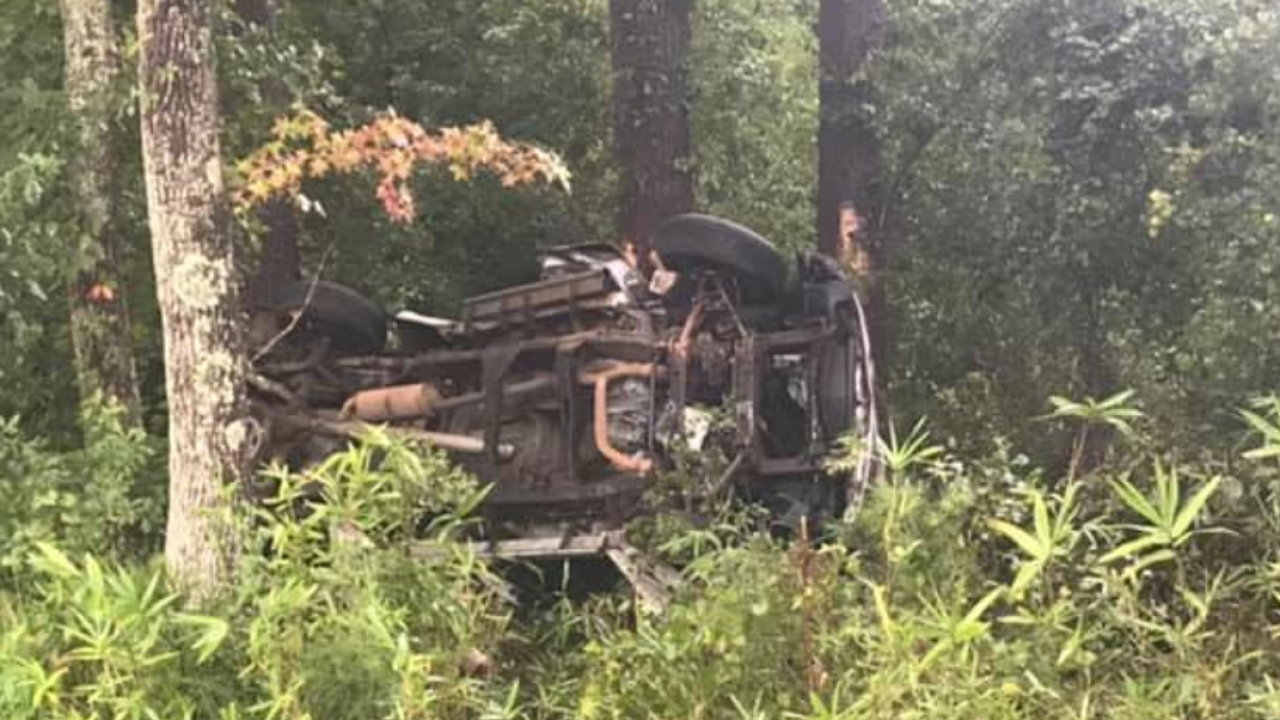 1 killed, 1 injured after I-10 crash in Madison County