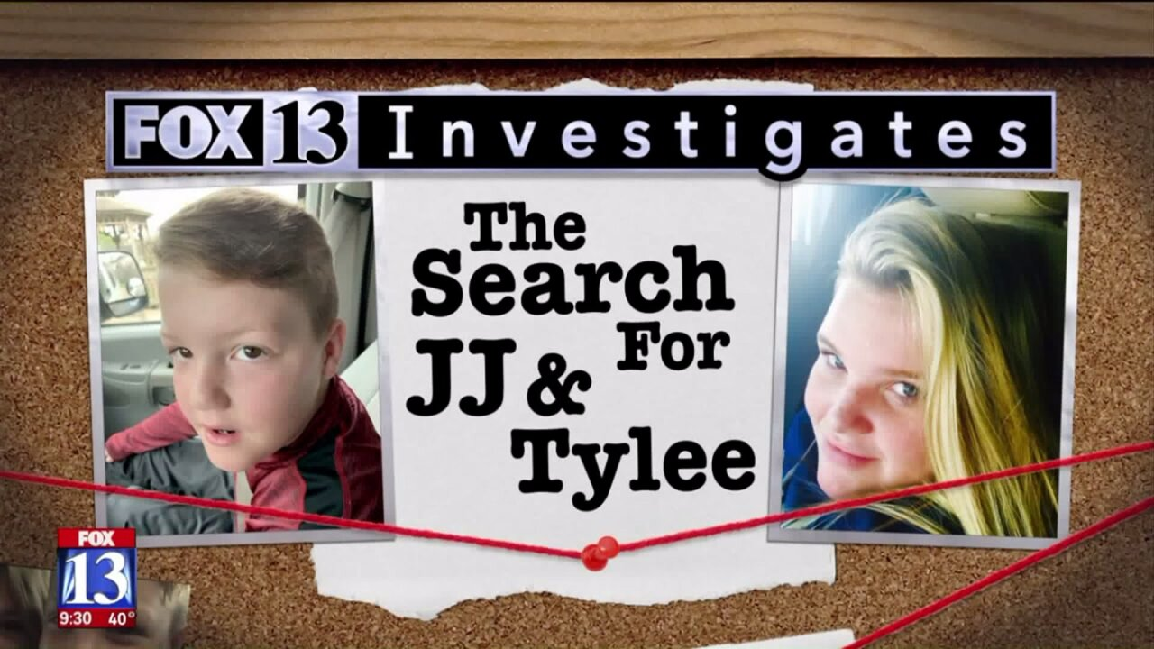 FOX 13 Investigates: The Search for JJ and Tylee