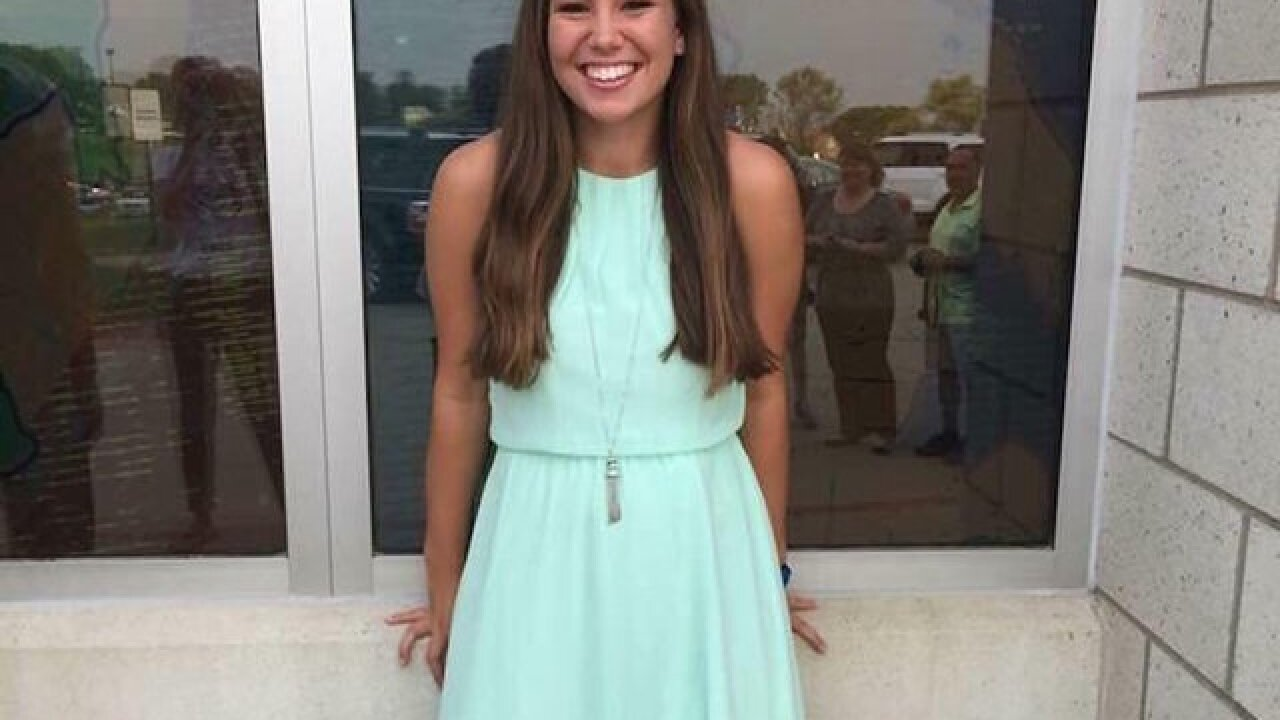 Website launched to help find missing college student Mollie Tibbetts