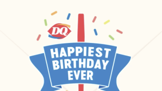 Dairy Queen 80th Birthday