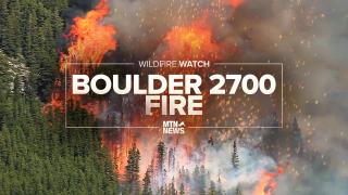 Boulder 2700 Fire