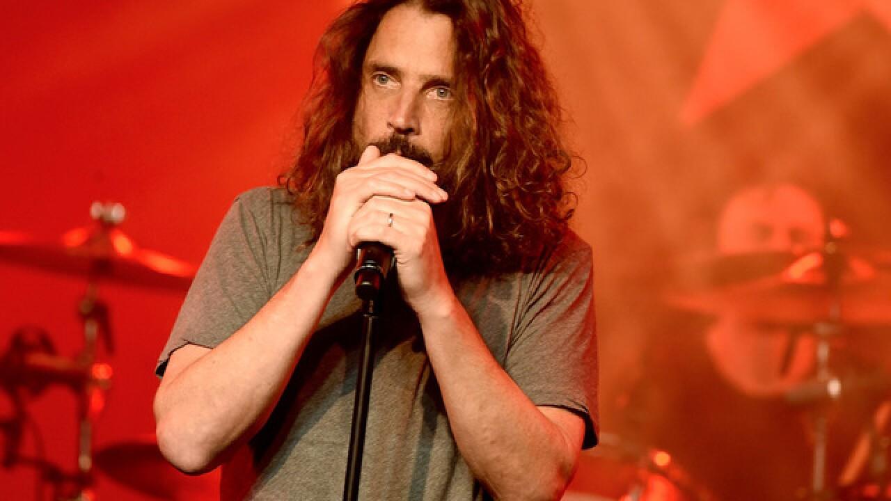 Soundgarden singer Chris Cornell dead at age 52