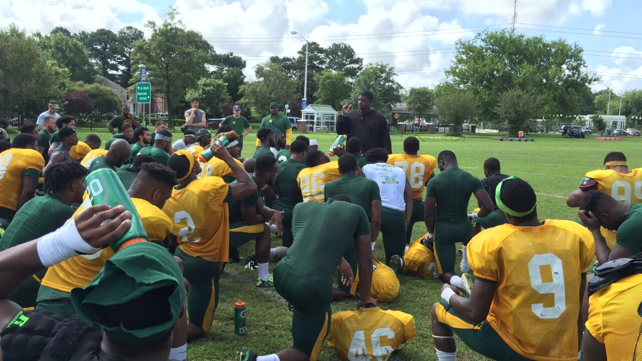 Norfolk State adds five, including Granby's Shaviaea Williams, to 2018 recruiting class