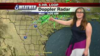 Stefanie Lauber's weather for Monday Oct. 11, 2021