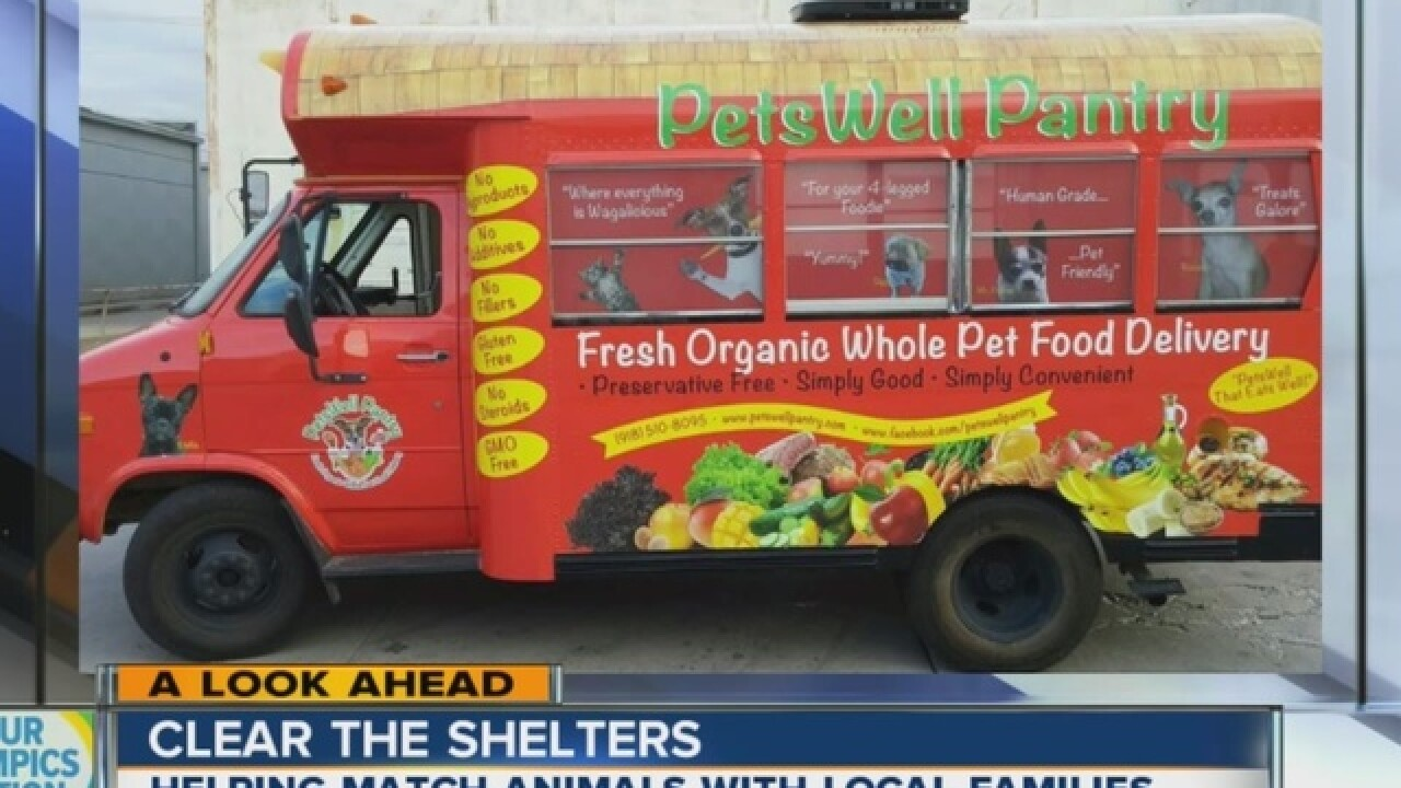 PetsWell Pantry talks adopting, organic pet meal