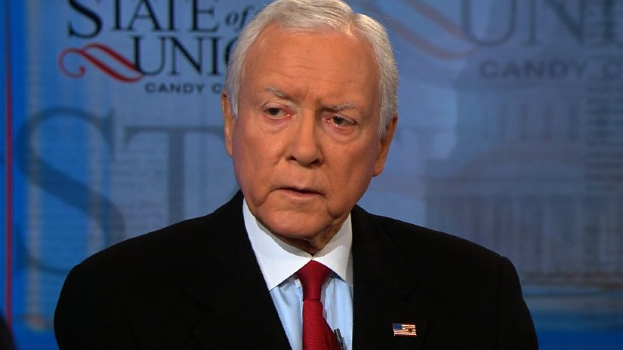 Sen. Hatch likely to keep seat in Utah's GOP primary