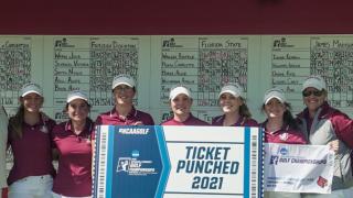 FSU women's golf wins NCAA Louisville Regional Championship