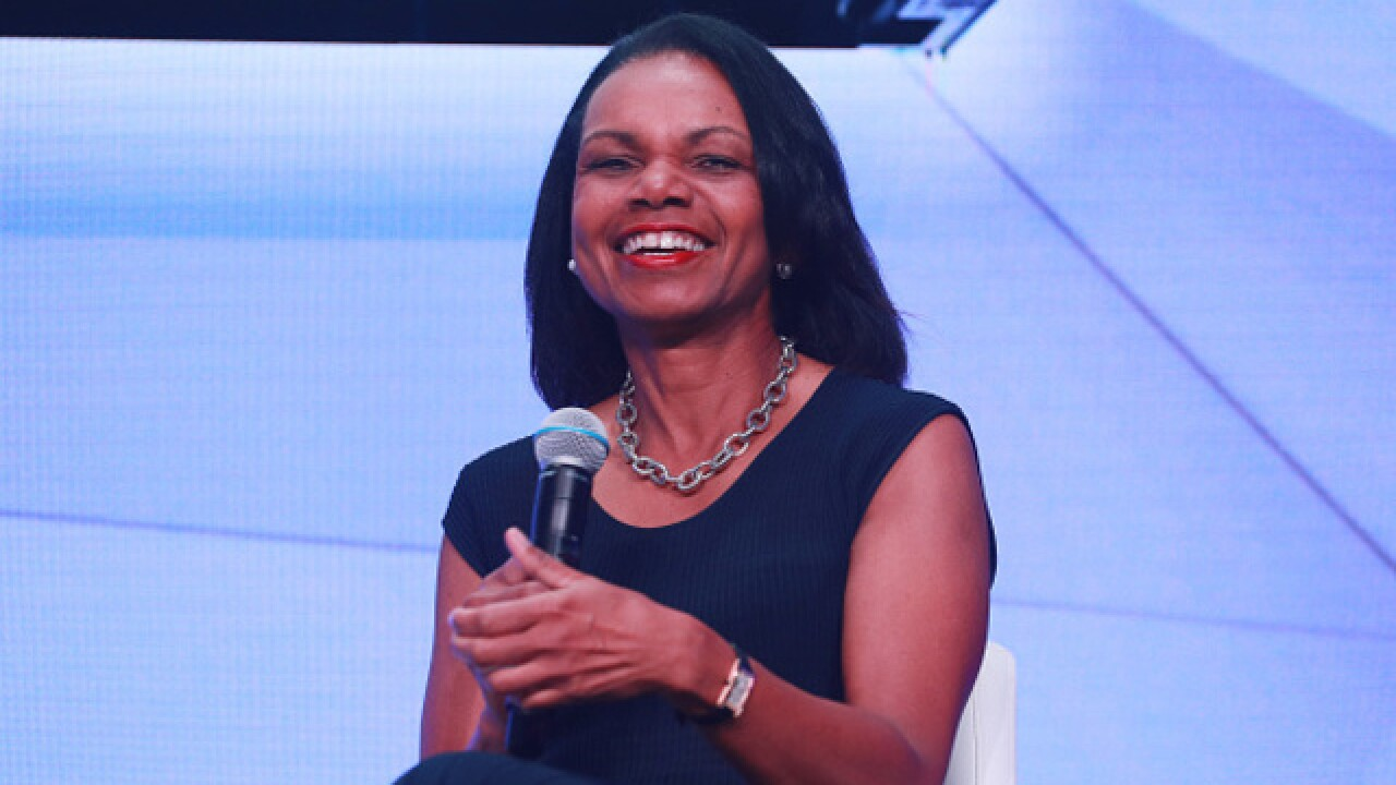 Cleveland Browns not considering Condoleezza Rice for head coach position