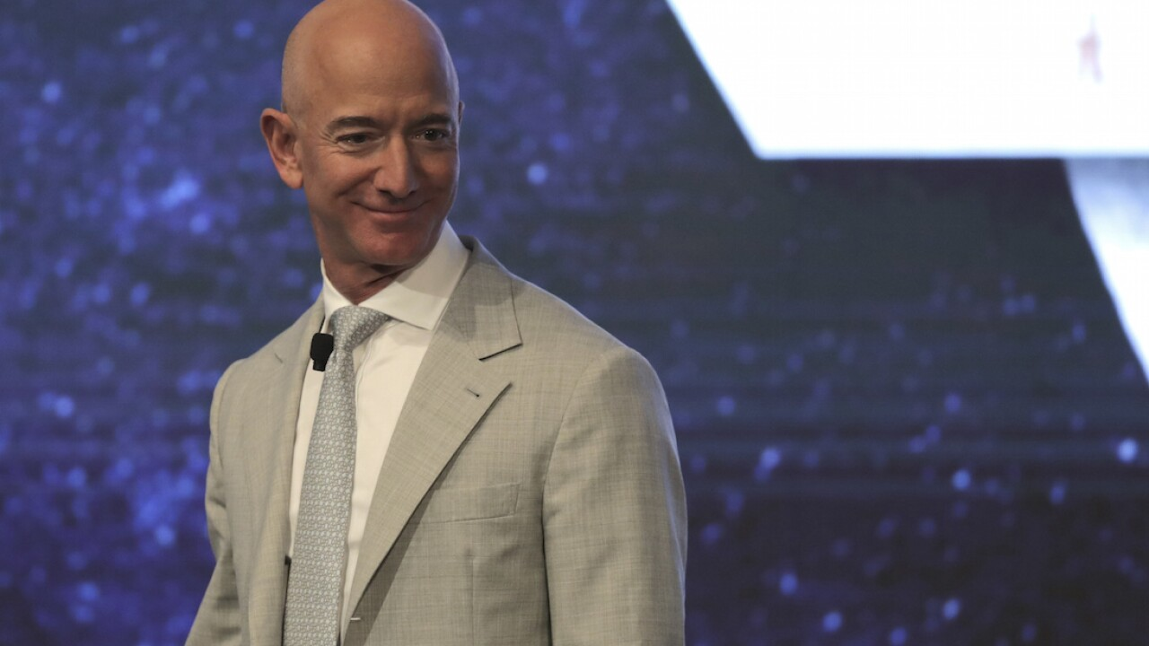 Jeff Bezos opening tuition-free preschool in Washington state