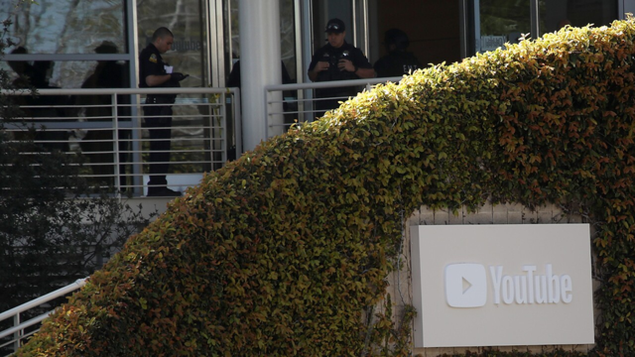 YouTube shooter drove up from San Diego