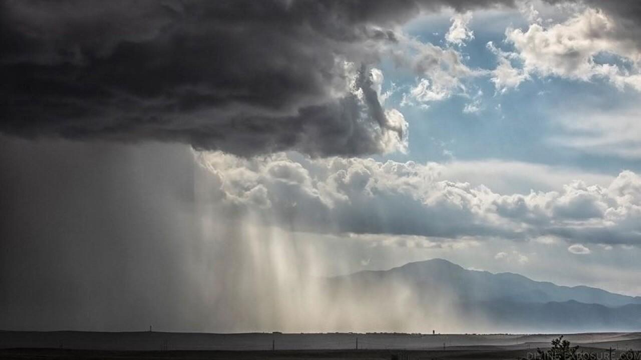 Colorado Springs storm Jessica Fisher