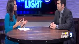 Spotlight 5 - Michael Majetich from Lake Health discusses flu season