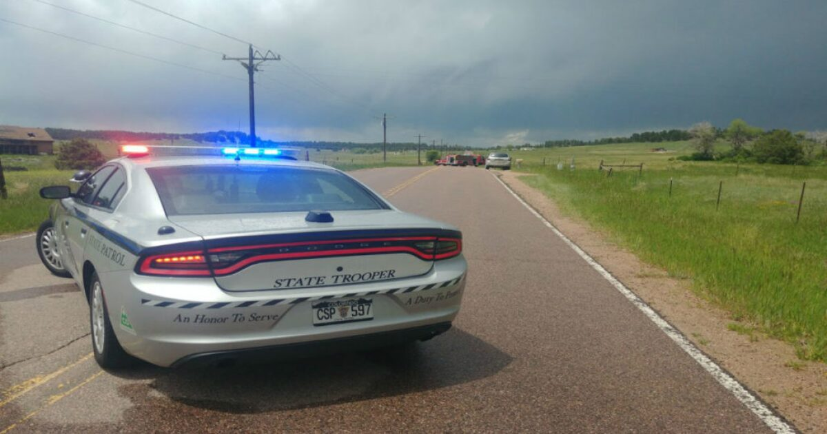Serious accident leaves two mules dead and one person injured