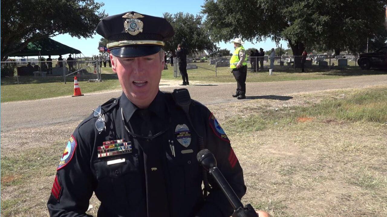 Sgt. Patrick Swanton