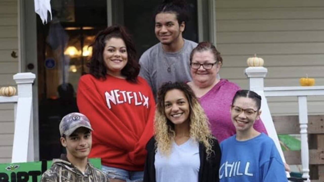 Regenia Brake and family