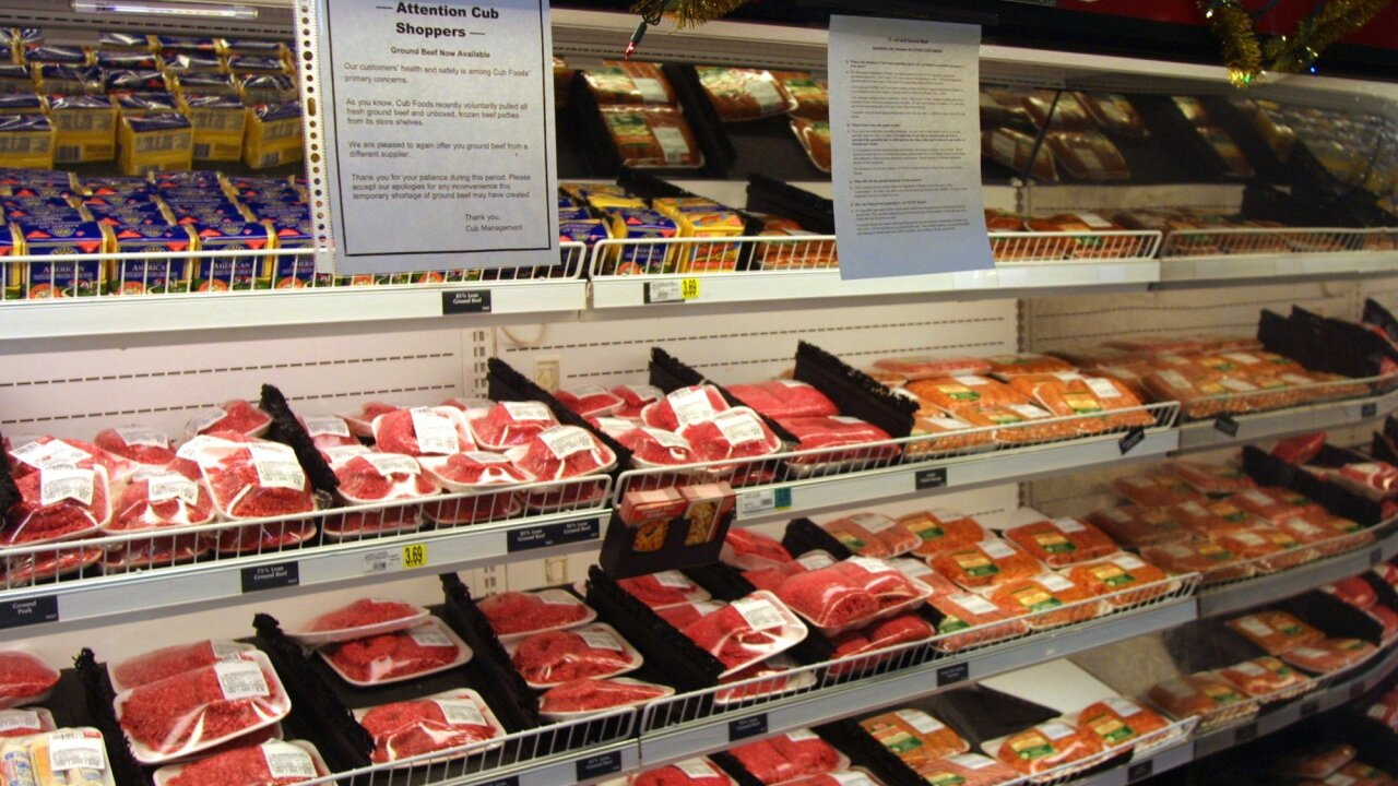 It's now legal for your meat to have trace amounts of fecal matter, doctors' group says