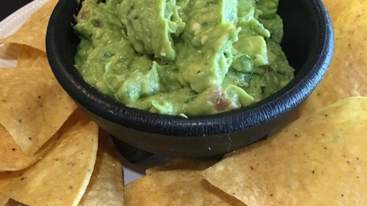How to get free guac from Chipotle on National Avocado Day