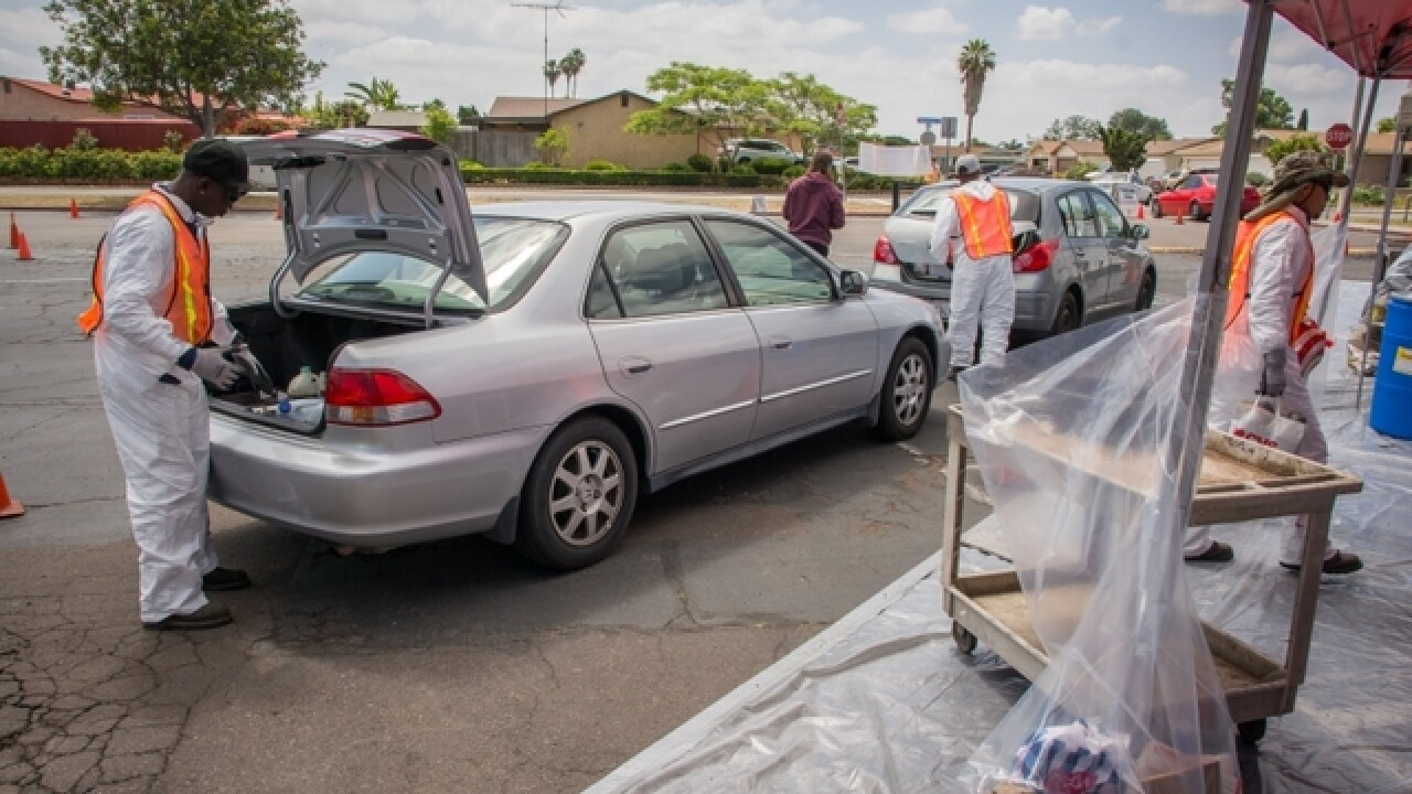City of San Diego hosts one-day hazardous waste collection event