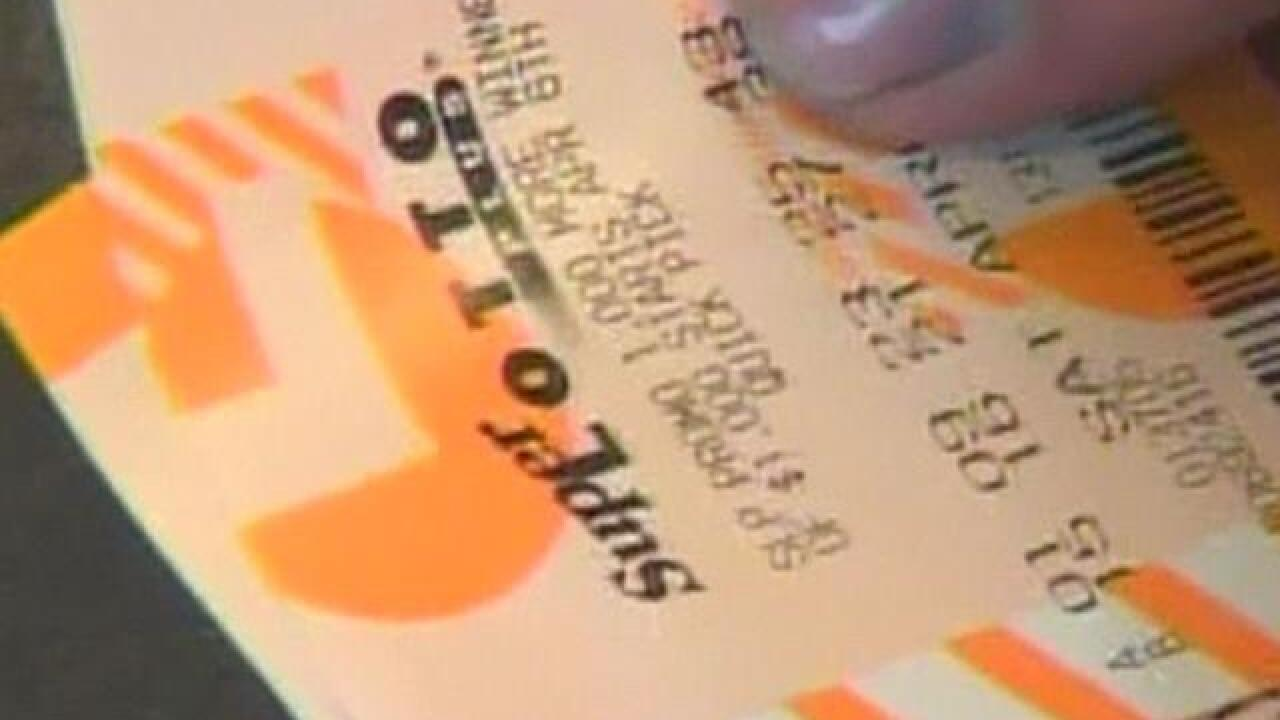 SuperLotto ticket worth $12K sold in La Mesa