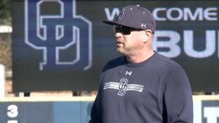 Chris Finwood, ODU baseball