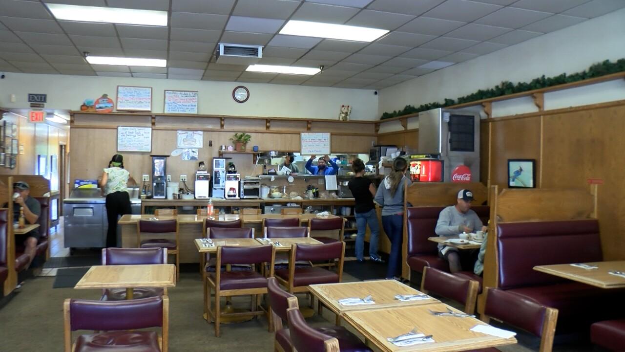 The Budget Cafe