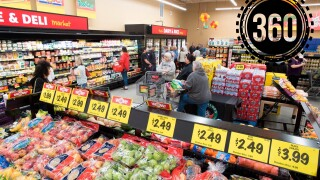 Are grocery stores doing enough to keep employees and shoppers safe during the coronavirus pandemic?