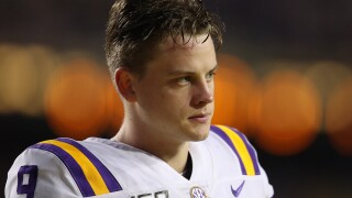 NFL Draft: QB Joe Burrow, WRs and tackles headline draft