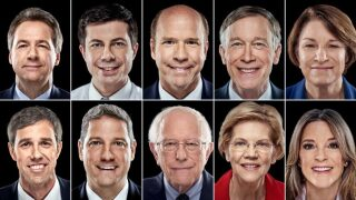 Watch the first round of CNN's Democratic debate live