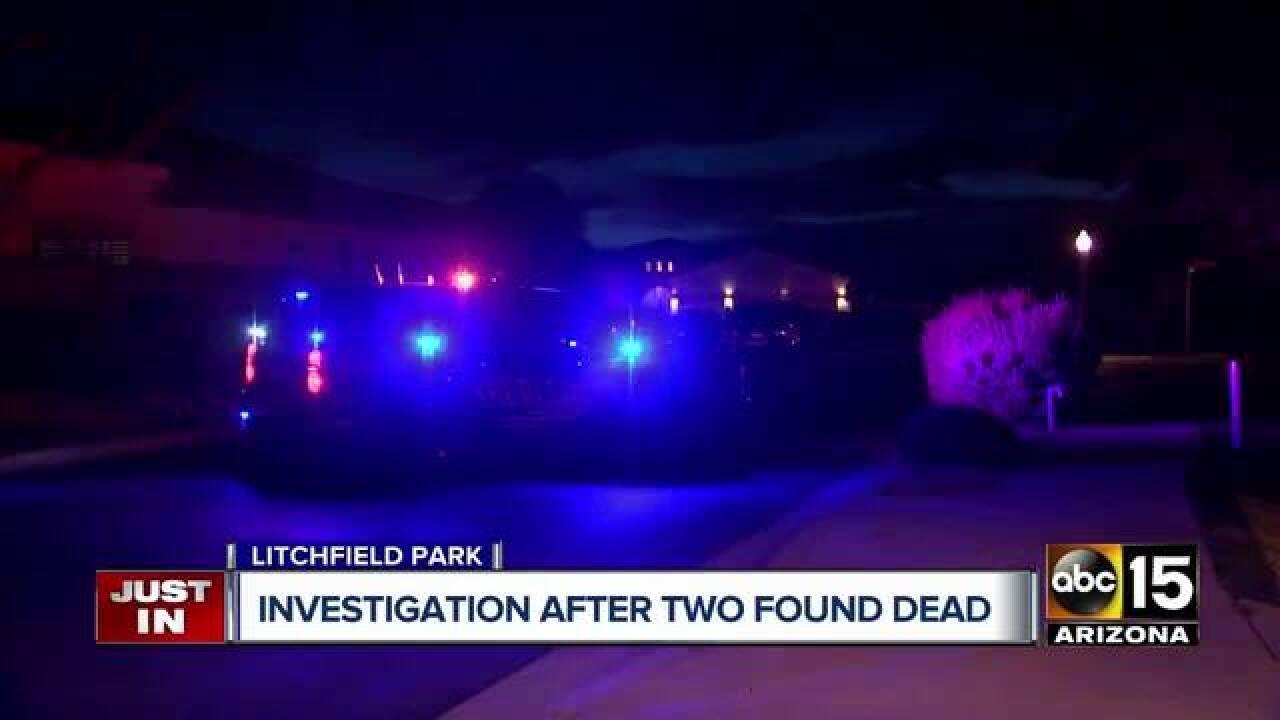 Boy kills grandma then self in Litchfield Park